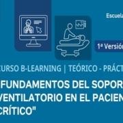 """Curso """"Fundamentos del Soporte Ventilatorio del Paciente Crítico"""""""