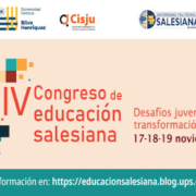 Congreso Educaciòn Salesiana 450x255