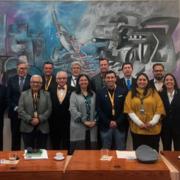 UCSH en Consejo Nacional de Deportes