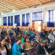 Dr. Juan Pablo Queupil en Jornada del Servicio Local de Educación Pública de Coquimbo y Andacollo