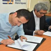 Convenio de colaboración entre UCSH y Fundación Vivienda