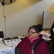 Operativo de Salud de Fonoaudiología UCSH en Centro Comunitario Carol Urzúa