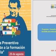 IIPE desarrolla diferentes actividades con sello Salesiano