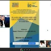 Plan de Mejoramiento Educativo (PME) para liceos de la Región Metropolitana realiza ceremonia de cierre