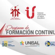 Programa Formación Continua Red América Social Salesiana 450x255