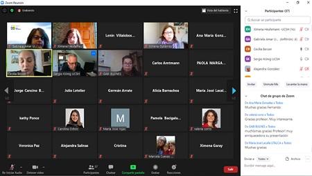 Reunión Red Universitaria de Educación Continua