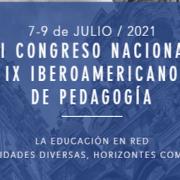 XVII Congreso nacional y IX iberoamericano de pedagogía 450x255