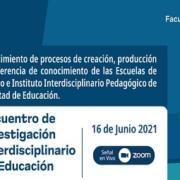 Encuentro de Investigación Interdisciplinario en Educación