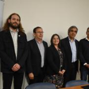 Firma de convenio marco UCSH y Fundación Cristo Joven