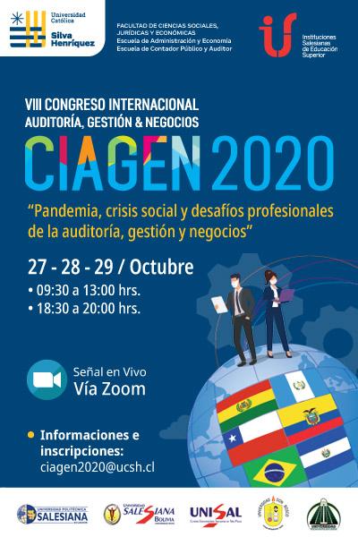 CIAGEN 2020