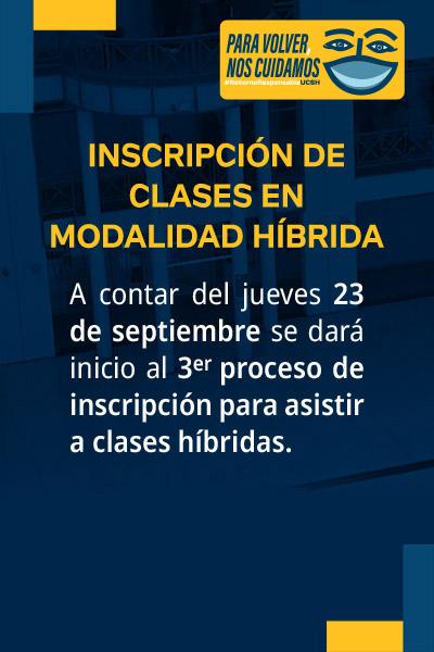 clases híbridas